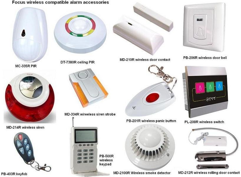Community security solution for security service campus emergency and intrusion alarm sciox Gallery